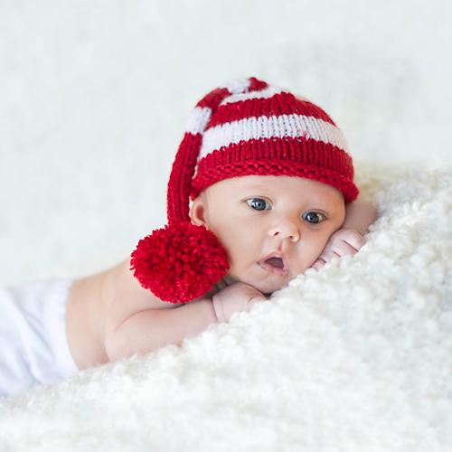 sesiones-recien-nacido-bebe-gorrito-navidad