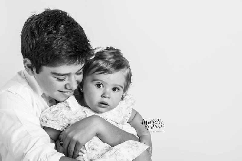 Fotografía de bebes en Madrid: una bebé deliciosa