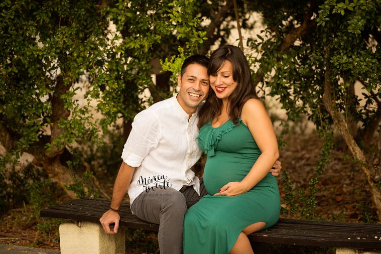 Reportajes embarazo Madrid: Esperando con ilusión a su bebé