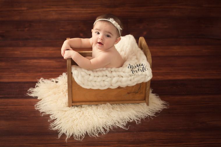 Fotografía de bebes en Madrid: Me encanta cuando vuelven y los veo crecer