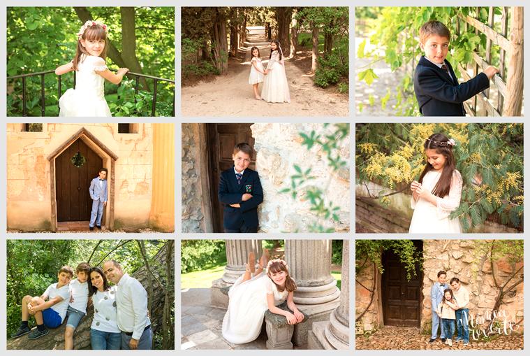 Fotografía infantil en Madrid: Bienvenido Septiembre