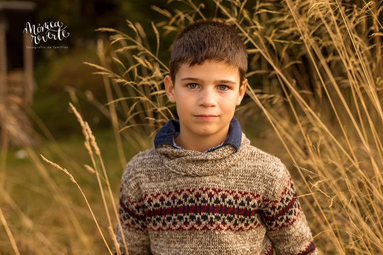 Fotografia de familias en Madrid: mis hijos son mi mayor regalo