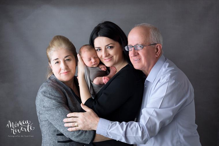 Fotografía newborn en Madrid: recién nacidos que dejan huella