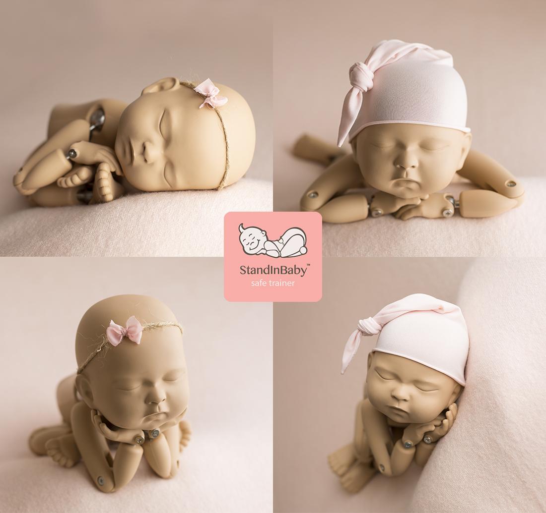 estudio de fotografía de recién nacidos en Madrid