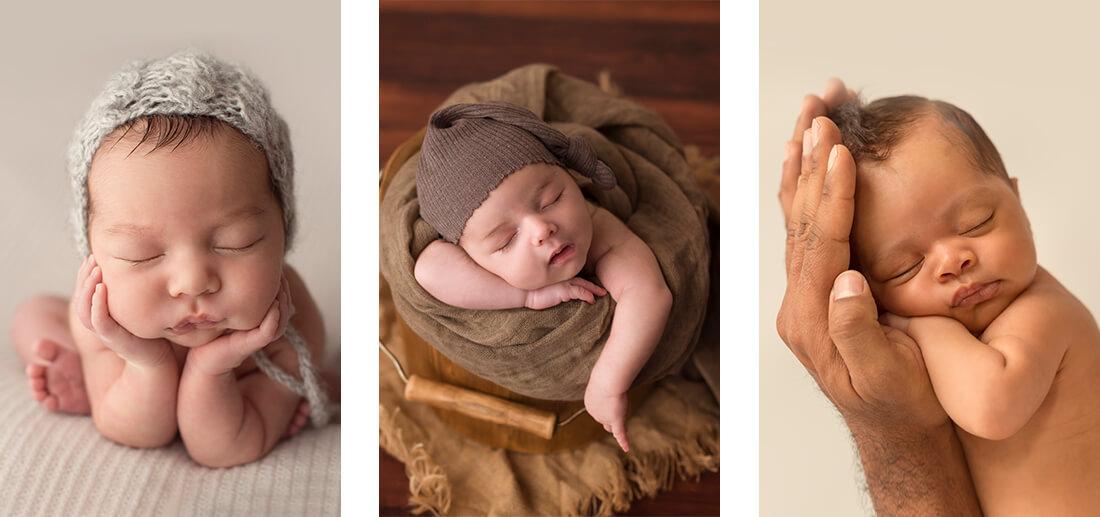 sesión fotográfica de recién nacidos en madrid