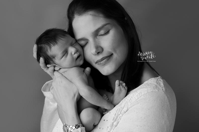 Fotografía recién nacidos en Madrid Precios