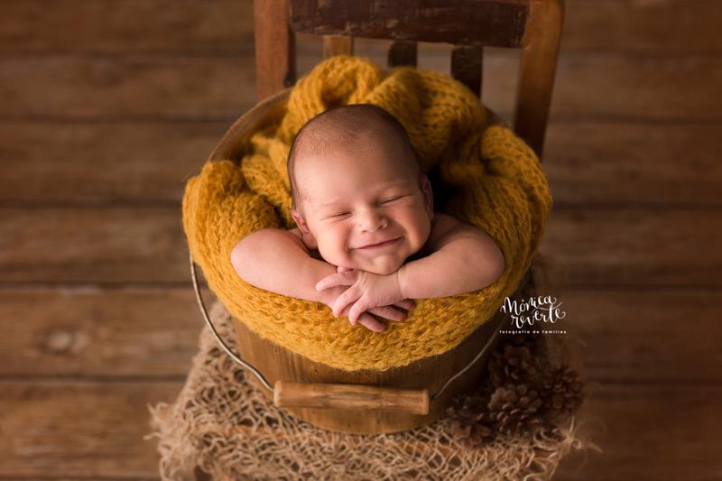 Precio Sesión de fotos de recién nacido en Madrid