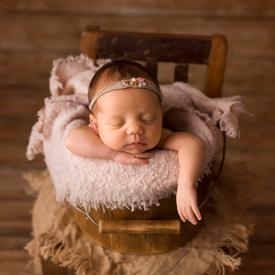 Precios sesión de fotos de recién nacido en Madrid