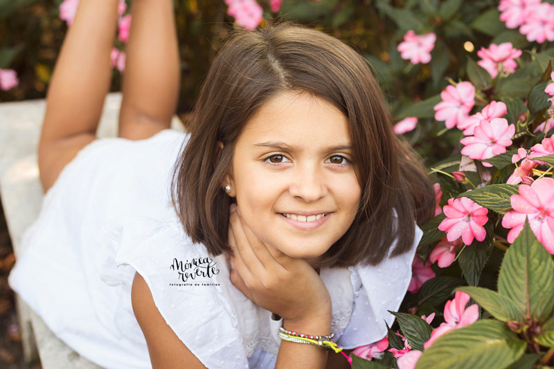 Fotografía infantil en madrid - Sesión de fotos