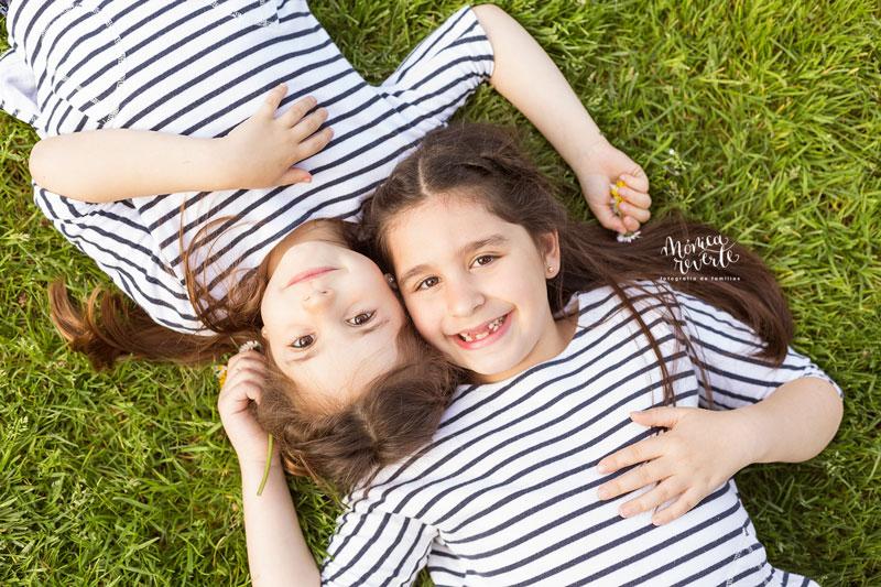 Fotógrafa de niños y familias en madrid