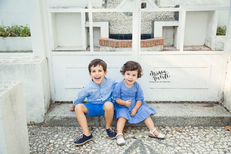 Sesión de fotos con niños en madrid - Fotógrafa familiar