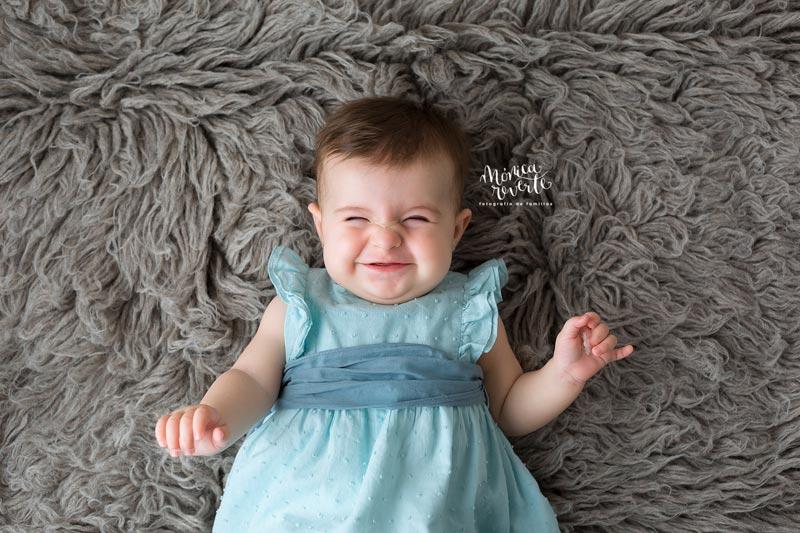 Estudio de fotos de bebés en Madrid - Precio sesión de fotos
