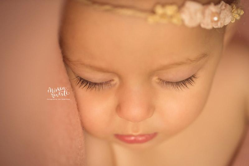 Sesión de fotos de bebés en Madrid - Precio Sesión