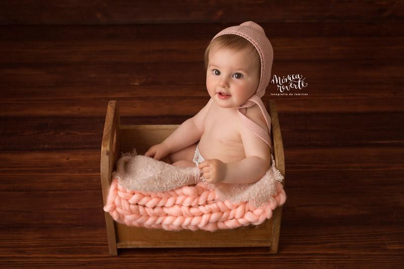 Sesión de fotos de bebés en Madrid - Fotografía de bebés
