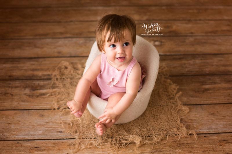 Fotógrafo de bebés en Madrid -Sesión de Fotos