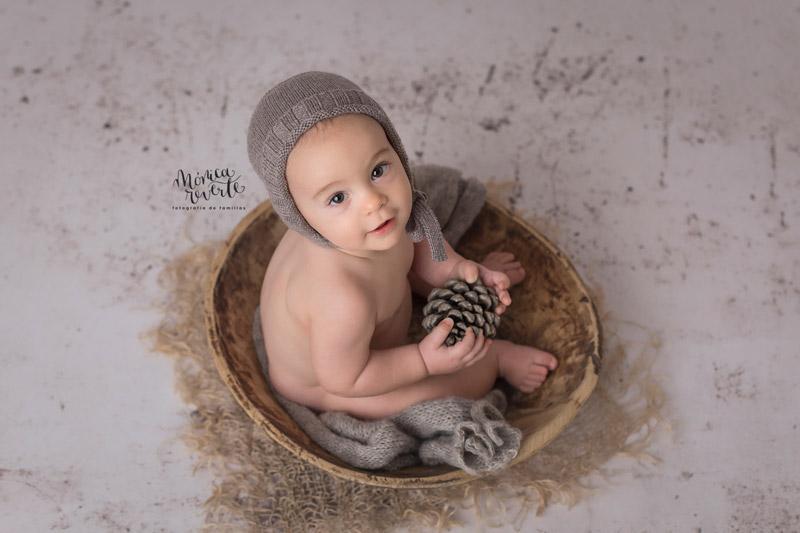 Estudio de fotos de bebé en Madrid - Fotógrafo de bebés