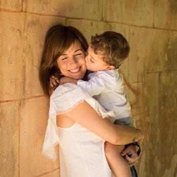 Sesión de fotos de niños y familias en Madrid contacto