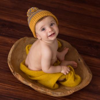 Sesión de fotos de bebé en Madrid | Precios