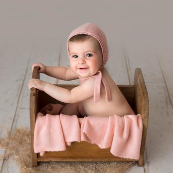 Sesión de fotos de bebé en Madrid | Galería de imágenes