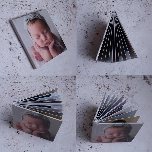 Estudio de fotografía de bebés en Madrid